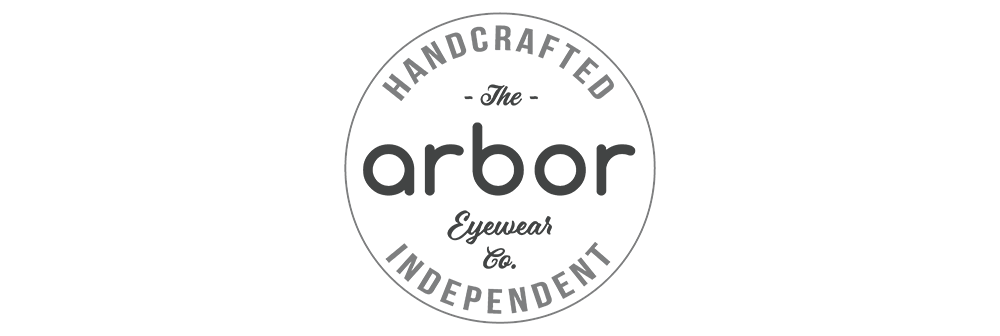 Handcrafted the arbor eyewear Co. Independent